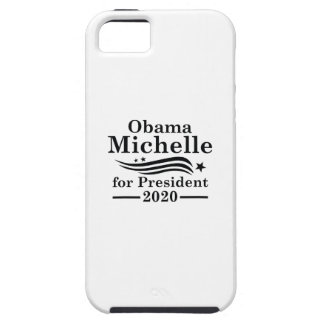 Michelle Obama 2020 Tough iPhone 5 Hülle