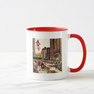 Michigan-Allee, Chicago durch John schwanken Tasse