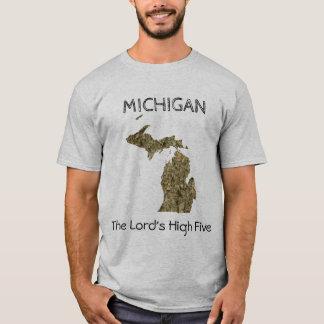 Michigan - der High fünf des Lords T - Shirt