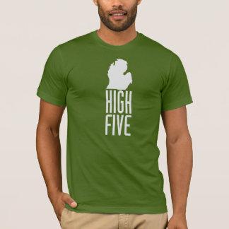 Michigan - hohe fünf T-Shirt