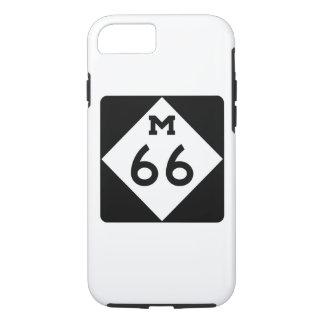 Michigan M-66 iPhone 8/7 Hülle