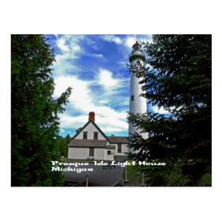 Michigan Postkarte