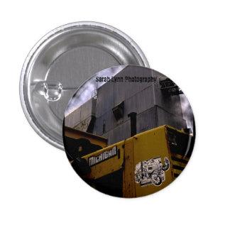 Michigan Runder Button 3,2 Cm