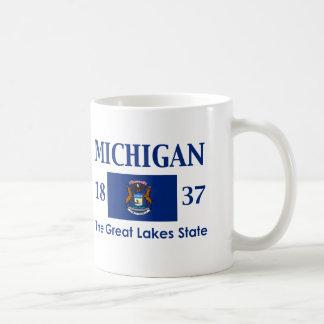 Michigan-Spitzname Kaffeetasse