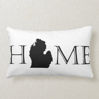 Michigan-Zuhause-Kissen Lendenkissen