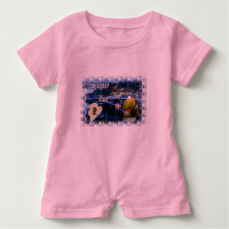 Michigander Baby! Baby Strampler