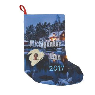 Michigander Mann-Weihnachten! Kleiner Weihnachtsstrumpf