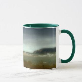 Michigansee-Kaffeetasse Tasse