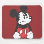 Mickey Mouse verärgert Mauspad