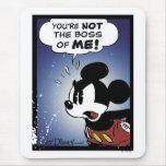 Mickey u. Freunde Mickey sind Sie nicht der Chef v Mousepad