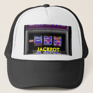 Micro4,                        JACKPOT Truckerkappe
