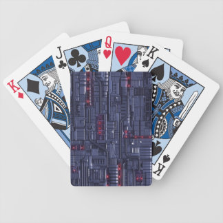 Microtech Oberfläche Pokerkarten