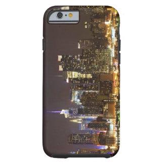 Midtown Manhattan gesehen von Weehawken New-Jersey Tough iPhone 6 Hülle