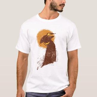 Mietze in der Stiefel-Silhouette T-Shirt