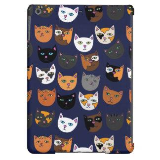 Miezekatze-Katzen überall kopieren iPad Air Hülle