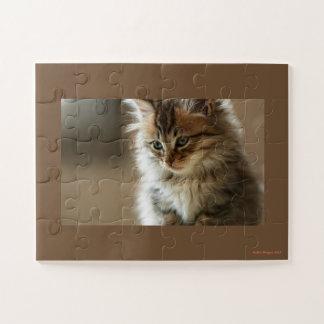 Miezekatze Puzzle