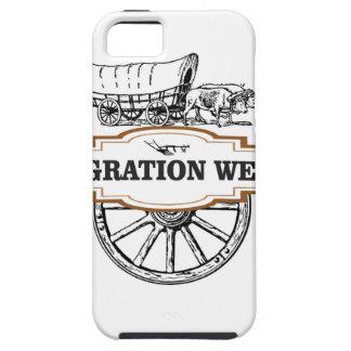 Migrationswestlastwagen Hülle Fürs iPhone 5