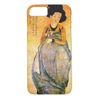 Miindo Porträt einer Schönheit iPhone 8/7 Hülle