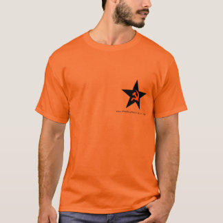 Mike Brown - Redeemer-Orange T-Shirt