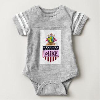 Mike der Nr.-eine Baby Strampler