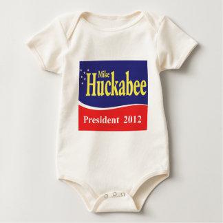 Mike Huckabee für Präsidenten Baby Strampler