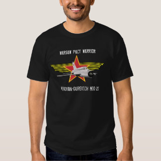 Mikoyan-Gurevich MiG-21 T-Shirt