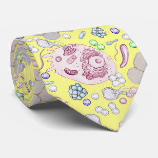 Mikrobiologie-Krawatte Individuelle Krawatte