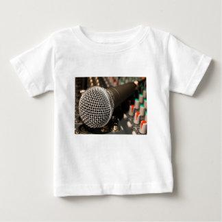 Mikrofon-Mischer-Kabel-Mikrofon-Kabel-Gesang Baby T-shirt