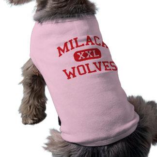 Milaca - Wölfe - Highschool - Milaca Minnesota Top