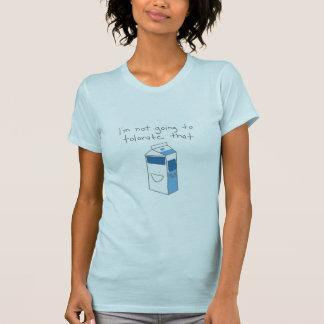 Milch Intolorance T-Shirt