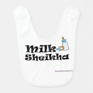 Milch Sheikha Schellfisch Lätzchen