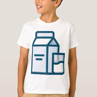 Milch T-Shirt