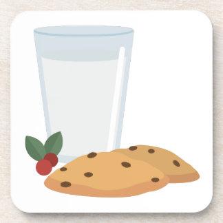 Milch u. Plätzchen Untersetzer