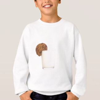 Milch und Plätzchen Sweatshirt