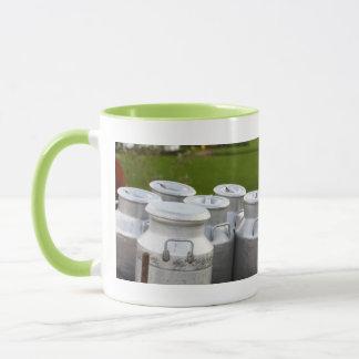 Milch-Urnen Tasse