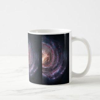 Milchigweise Kaffeetasse