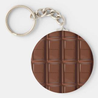 Milchschokolade-Bar Schlüsselanhänger