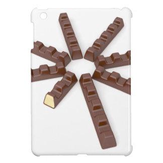 Milchschokoladestangen iPad Mini Hülle