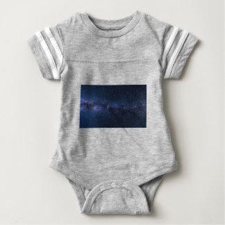 Milchstraße Baby Strampler