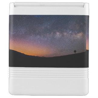 Milchstraße Death Valley Sonnenuntergang Kühlbox