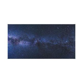 Milchstraße Leinwanddruck