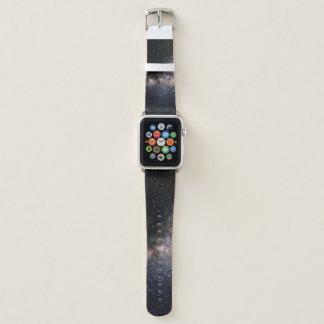 Milchstraße-Nebelfleck-Galaxie-Universum Apple Watch Armband