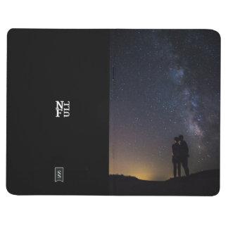 Milchstraßereisenotizbuch Taschennotizbuch