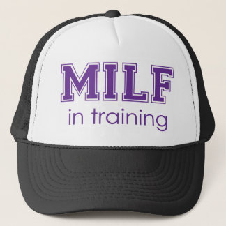 MILF im Training Truckerkappe