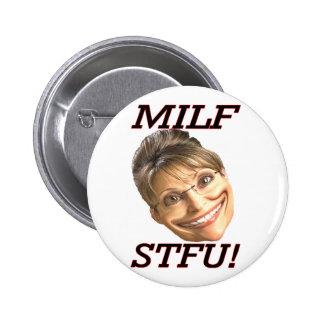 MILF-STFU RUNDER BUTTON 5,7 CM