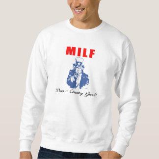 MILF tut ein Land gutes Palin Sweatshirt