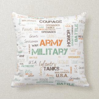 Militär Kissen
