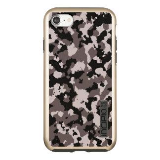 Militär tarnt Camouflage des Muster-| Brown Incipio DualPro Shine iPhone 7 Hülle