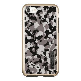 Militär tarnt graue Camouflage des Muster-| Incipio DualPro Shine iPhone 7 Case