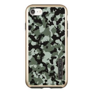 Militär tarnt grüne Camouflage des Muster-| Incipio DualPro Shine iPhone 7 Hülle